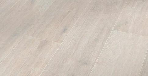 Meister Silent Touch Tammi Arctic White 1-sauva PVC-Vapaa Vinyylilattia