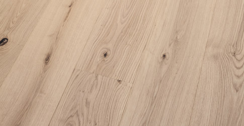 Novafloor PD 200 Tammi Rustic Pure Wood 1-sauva öljyvahattu & harjattu parketti