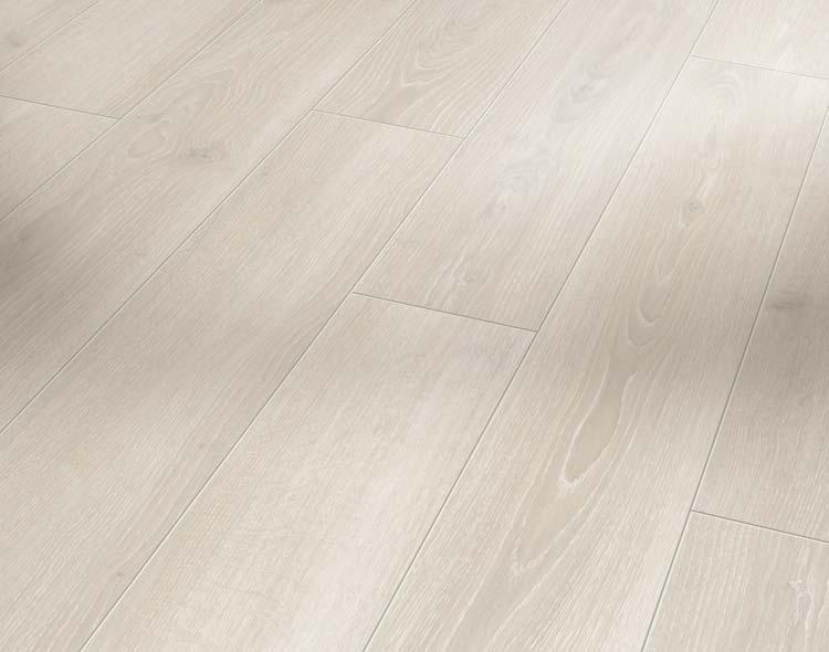 PARADOR Classic 1050 Tammi Skyline white 1-sauva mattapinta laminaatti