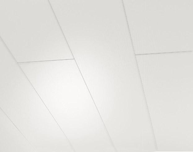 PARADOR RapidoClick Valkoinen Saarni korkeakiilto sisustuspaneeli
