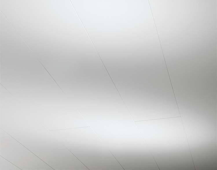 PARADOR RapidoClick Valkoinen korkeakiilto sisustuspaneeli