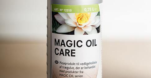 Pallmann Magic Oil Care hoitoaine Puhdistusaineet