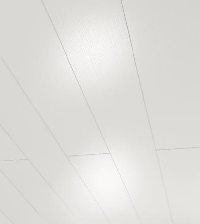 PARADOR RapidoClick Valkoinen Saarni korkeakiilto