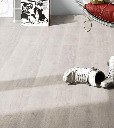 PARADOR Classic 1050 Tammi Grafiitinvalkoinen  1-sauva harjattu pinta
