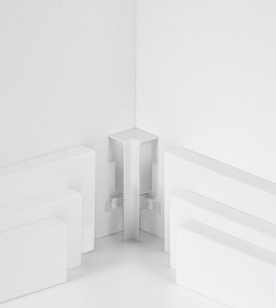 PARADOR SL3 sisänurkka Valkoinen