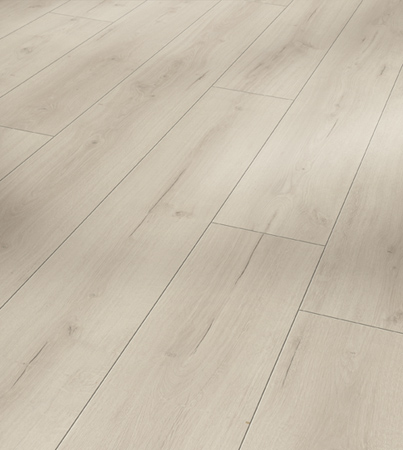 PARADOR Trendtime 6 Tammi Loft White  lankku mattapinta