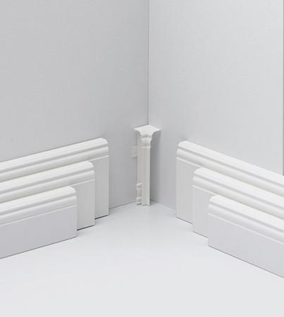PARADOR HL1 / HL2 / HL3 sisänurkka Valkoinen
