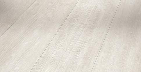 PARADOR Modular ONE Tammi Nordic White 1-sauva Vinyylilattia