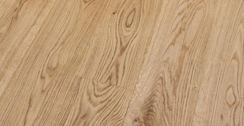 Novafloor PD 200 Tammi Rustic Natural Wood 1-sauva öljyvahattu & harjattu parketti