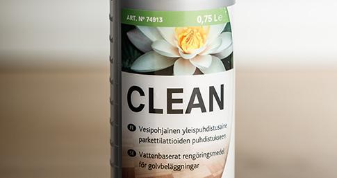 Pallmann Clean puhdistusaine Puhdistusaineet