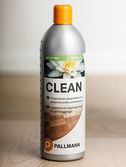 Pallmann  Clean puhdistusaine