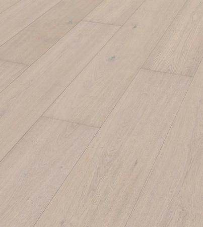 Meister HD 300 Tammi Natural Arctic White  erikoisleveä lankku mattalakattu & harjattu