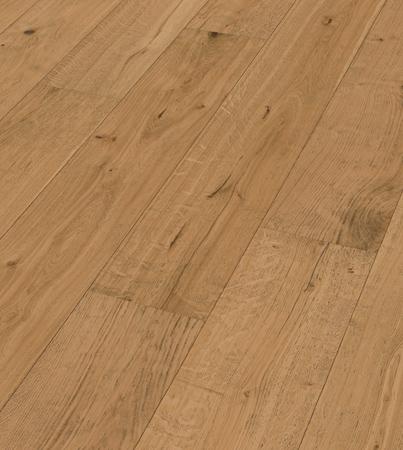 Meister HD 300 Tammi Natural Rustic  erikoisleveä lankku mattalakattu & harjattu