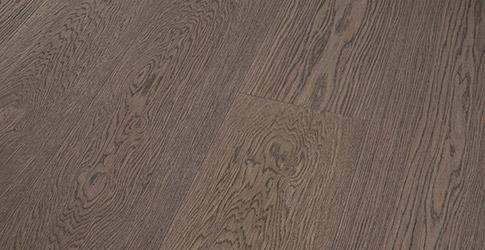 HARDER by Novafloor 270 mm Tammi Vintage Clay 1-sauva öljyvahattu & harjattu tammilattia