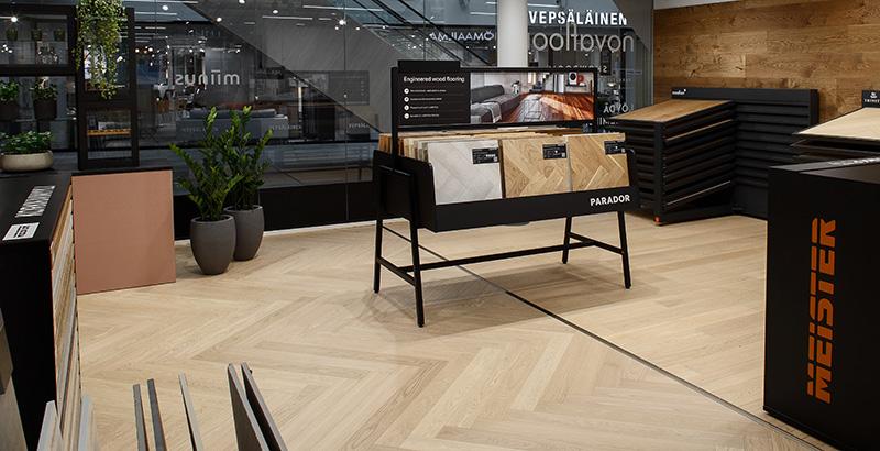 Tampereen myymälä